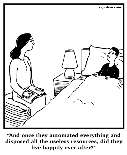 The Bedtime Automation Story
