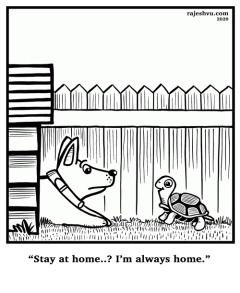 I Am Always Home